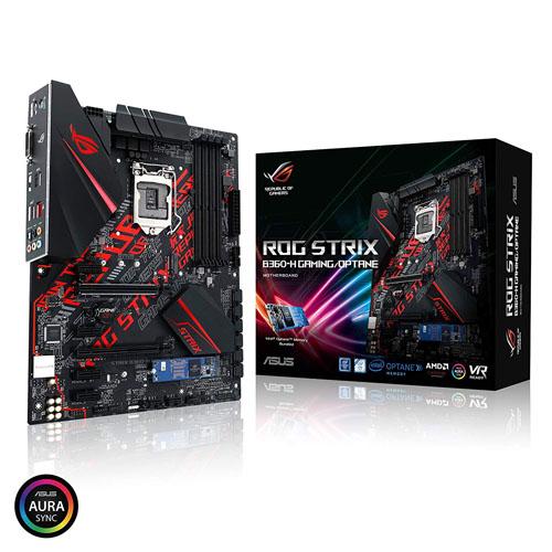 ASUS Motberboard ROG Strix B360-H Gaming-Optane (Intel LGA1151)