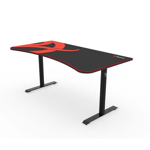 Arozzi Arena-NA-Black Arena Gaming Desk