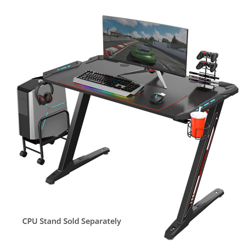 Eureka Ergonomic Z1-S Computer Gaming Desk